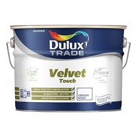 Краска Dulux Trade Velvet Touch bs BW 5л