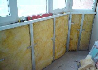 Как утеплить балкон: используем пенополистирол (пенопласт) и.